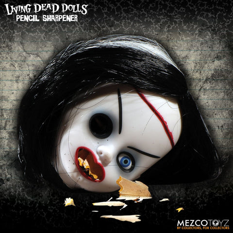 MEZCO Living Dead Dolls Bride of Valentine Pencil Sharpener - Collectors Row Inc.