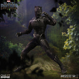 Mezco One:12 Collective Black Panther Action Figure - Collectors Row Inc.