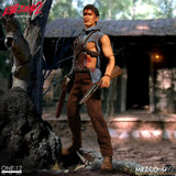 Mezco Evil Dead 2 Ash One:12 Collective Dead by Dawn Action Figure - Collectors Row Inc.
