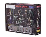 "NECA Predator - 7"" Scale Action Figure - Ultimate Bad Blood and Ultimate Enforcer 2 pack"