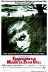 Hammer Horror - Frankenstein and the Monster from Hell Mask