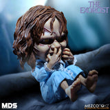 Mezco Exorcist Regan DESIGNER SERIES Stylized 6-Inch Action Figure - Collectors Row Inc.
