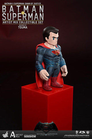 Hot Toys Batman vs Superman Artist Mix Figure Dawn of Justice-SUPERMAN - Collectors Row Inc.
