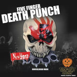 Five Finger Death Punch Knuckle Head Halloween Mask by Trick or Treat Studios - Collectors Row Inc.