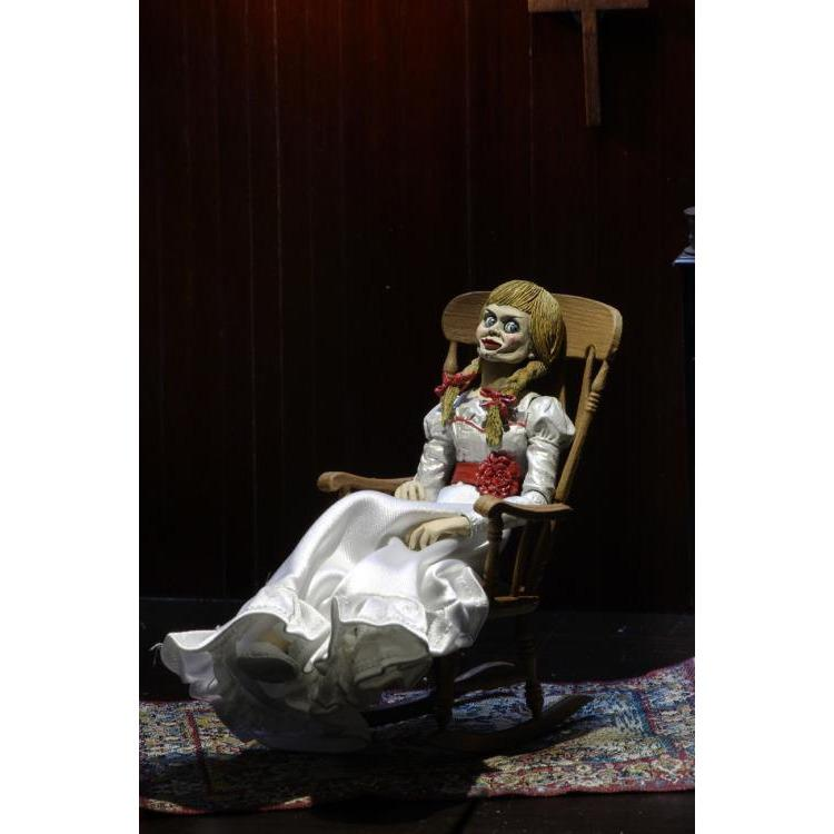 "NECA - Ultimate Annabelle - The Conjuring Universe - 7"" Scale Action Figure - Collectors Row Inc."