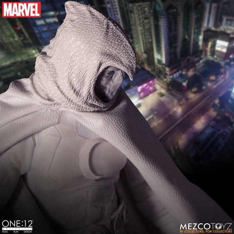 Mezco Marvel One:12 Collective Moon Knight Action Figure - Collectors Row Inc.