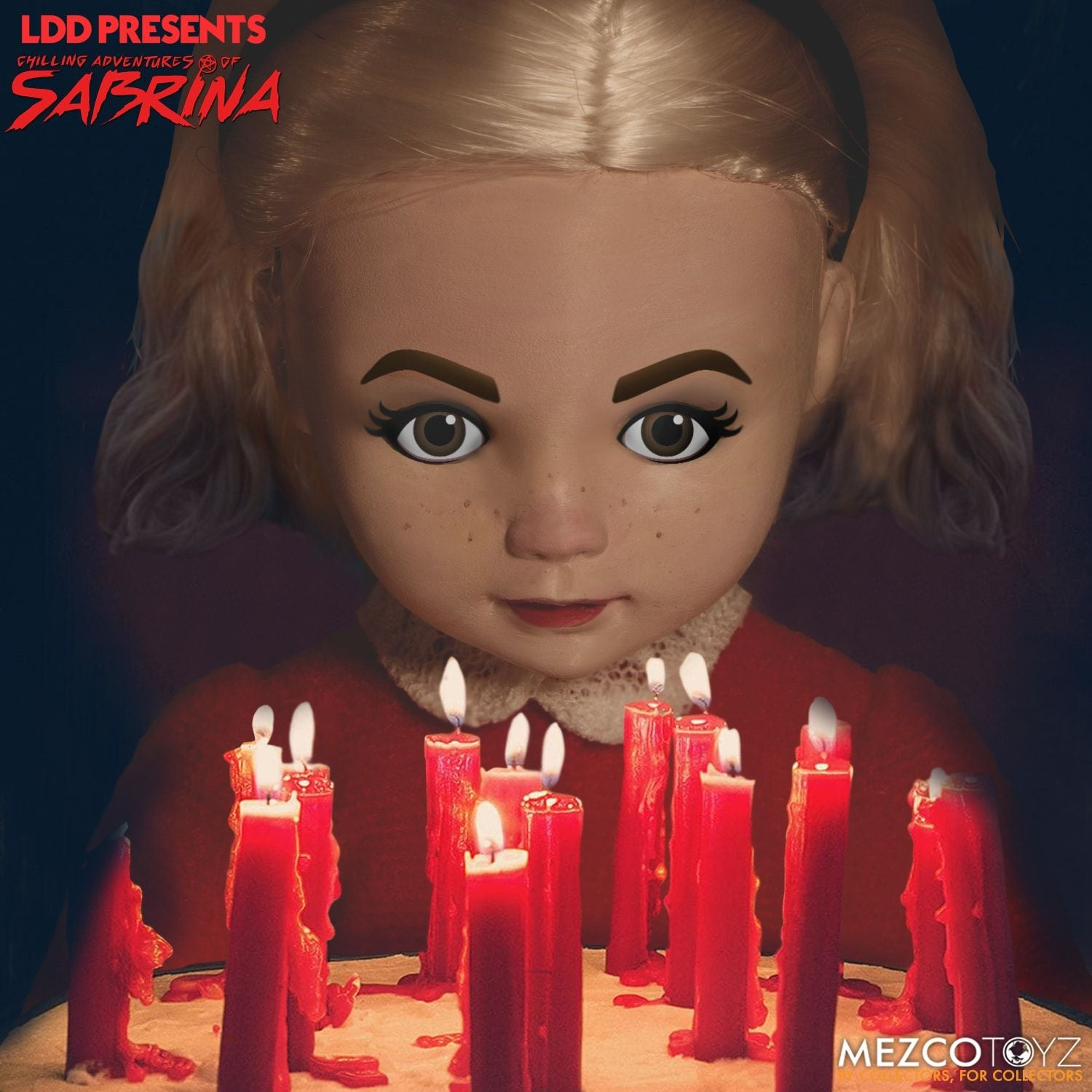 Sabrina Living Dead Doll - Chilling Adventures of Sabrina - Collectors Row Inc.