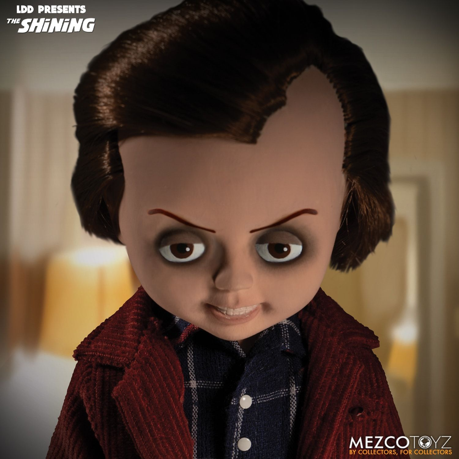 Mezco Jack Torrance The Shining Living Dead Dolls - Collectors Row Inc.