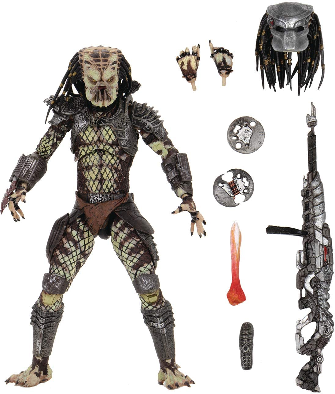 NECA - Scout Predator Action Figure [Ultimate Version]