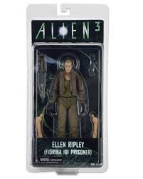 "NECA Aliens Scale Series 8 Ripley Action Figure- 7"" - Collectors Row Inc."