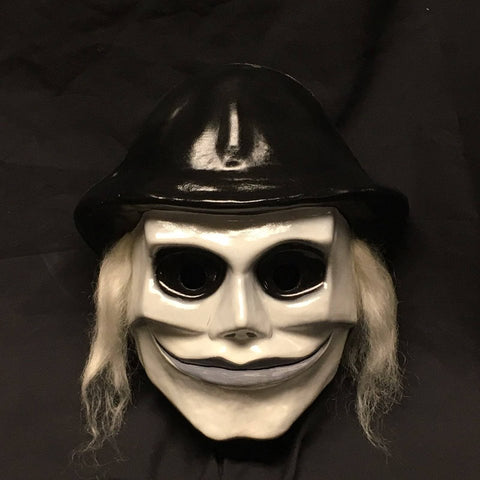 Puppet Master Blade Vacuform Mask Officially Licensed by Trick or Treat Studios - Collectors Row Inc.