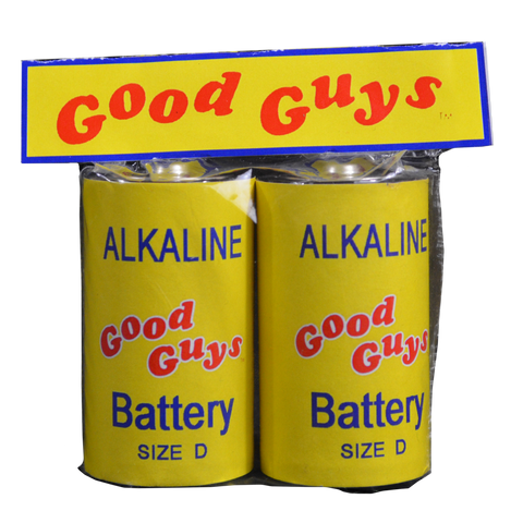 Chucky Child's Play 2 Good Guys Doll Batteries by Trick Or Treat Studios - Collectors Row Inc.