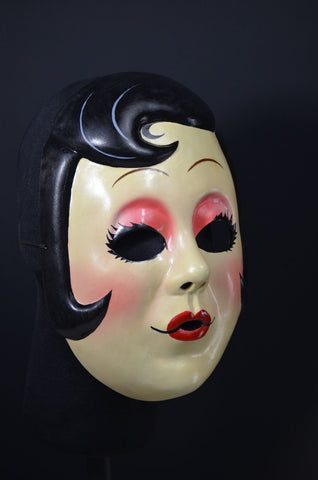 the strangers prey at night pin up girl mask by trick or treat studios