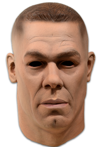 John Cena WWE World Wrestling Halloween Mask by Trick or Treat Studios - Collectors Row Inc.