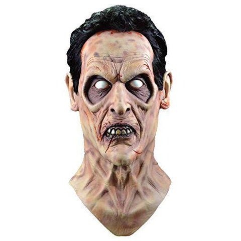 Evil Dead 2 Evil Ash Mask by Trick or Treat Studios - Collectors Row Inc.
