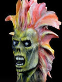 Iron Maiden Eddie English Halloween Mask Trick or Treat Studios - Collectors Row Inc.