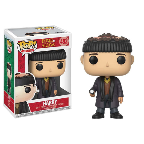 Funko Pop Movies HARRY Home Alone #492 Vinyl Figure - Collectors Row Inc.