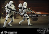 Flame trooper Sixth Scalea Action Figure