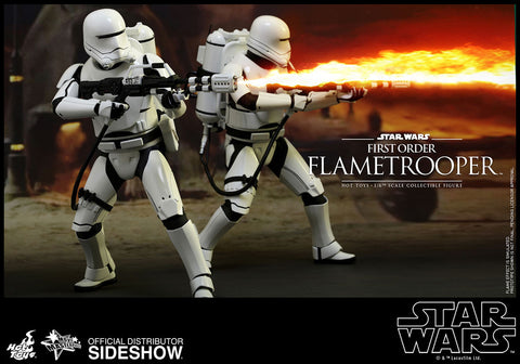 Flametrooper Sixth Scale Figure by Hot Toys - Collectors Row Inc.
