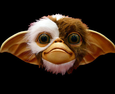Gremlins Gizmo Mask by Trick or Treat Studios - Collectors Row Inc.