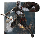 NECA Kratos God of War (2018) – 7″ Scale Action Figure - Collectors Row Inc.