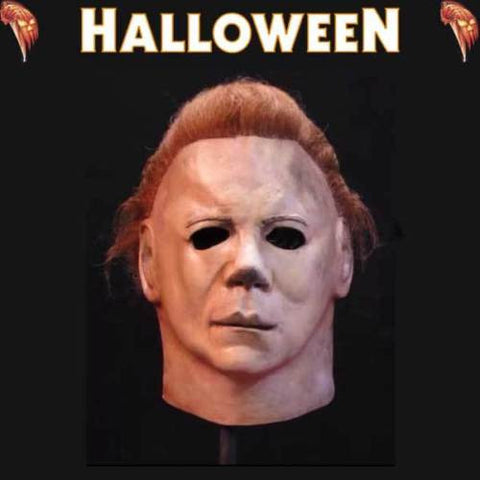 Halloween II Michael Myers Officially Licensed Deluxe Mask by Trick or Treat Studios - Collectors Row Inc.