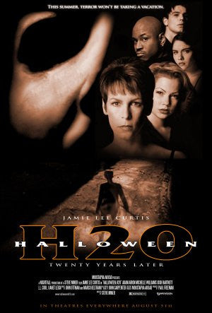 Halloween 7 H20: Twenty Years Later Mask by Trick or Treat Studios ...