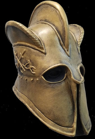 Game of Thrones The Mountain Helmet Mask by Trick or Treat Studios - Collectors Row Inc.