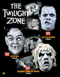 The Twilight Zone Mystic Seer Mask Nick of Time by Trick or Treat Studios