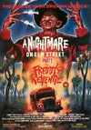 Freddy Krueger Mask Nightmare on Elm Street 2 Freddy's Revenge - Collectors Row Inc.