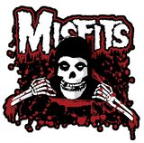 Misfits The Fiend Mask by Trick or Treat Studios - Collectors Row Inc.