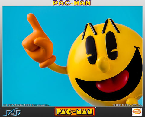Pac-Man Limited Edition Statue by First 4 Figures