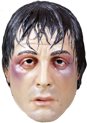 Rocky Balboa Mask Officially Licensed by Trick Or Treat Studios - Collectors Row Inc.