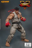 "Storm Collectibles Ryu ""Street Fighter V"" 1:12 Action Figure - Collectors Row Inc."