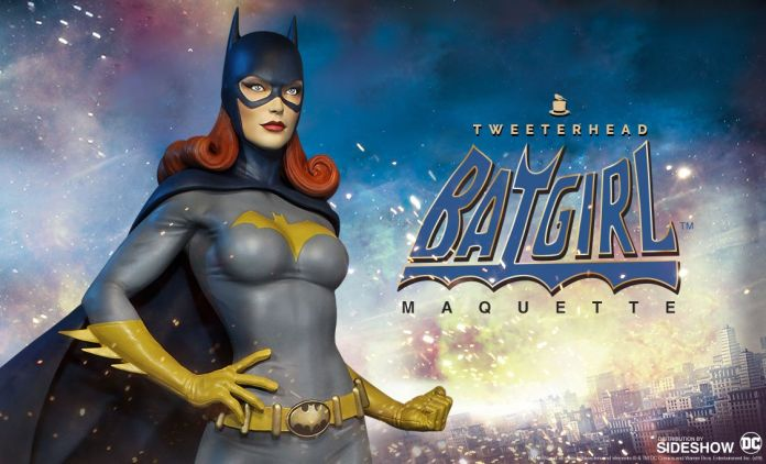 Batgirl DC Comics Exclusive Edition Super Powers Maquette