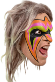 Ultimate Warrior WWE World Wrestling Mask by Trick or Treat Studios
