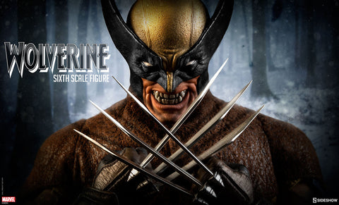 Wolverine Sixth Scale Figure by Sideshow Collectibles - Collectors Row Inc.