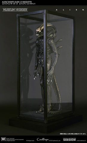 Sideshow Alien HR Giger Museum Holy Grail Maquette by CoolProps