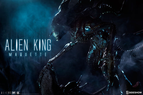Alien King Maquette Statue by Sideshow Collectibles