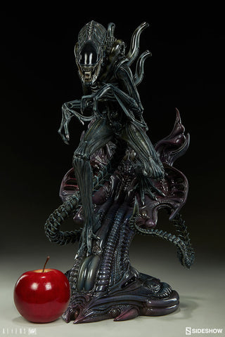 Alien Warrior Statue by Sideshow Collectibles - Collectors Row Inc.