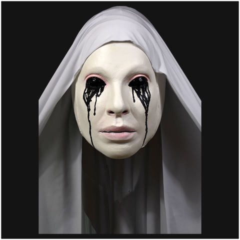 American Horror Story Asylum Nun Mask Officially Licensed by Trick or Treat Studios