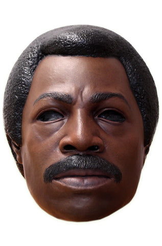 Rocky Movie Apollo Creed Halloween Mask by Trick or Treat Studios - Collectors Row Inc.
