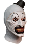 Terrifier Art the Clown Mask by Trick or Treat Studios - Collectors Row Inc.