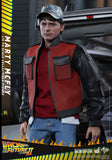Marty McFly Back To the Future II Michael J. Fox 1/6 Scale by Hot Toys - Collectors Row Inc.