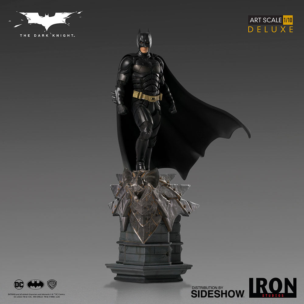 Batman Dark Knight Deluxe Art Scale Statue