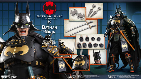 Star Ace Batman Ninja (Deluxe War Version) Sixth Scale Action Figure - Collectors Row Inc.