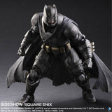 SQUARE ENIX Armored Batman BvS Dawn of Justice Officially Licensed Play Arts Kai USA - Collectors Row Inc.