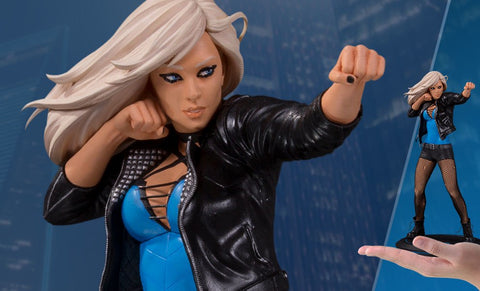 DC Collectibles DC Cover Girls Black Canary Statue by Joelle Jones - Collectors Row Inc.