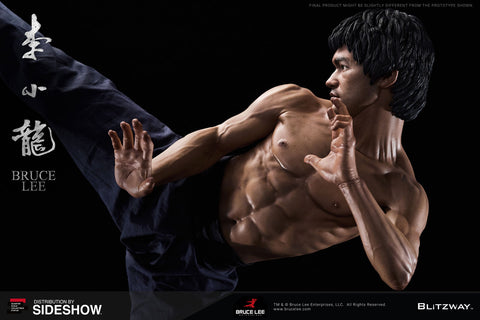 Bruce Lee Tribute Statue by Blitzway - Collectors Row Inc.