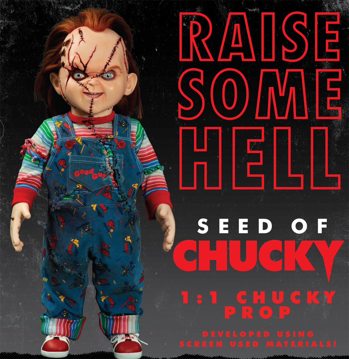 Seed of Chucky Good Guys Doll - Collectors Row Inc.